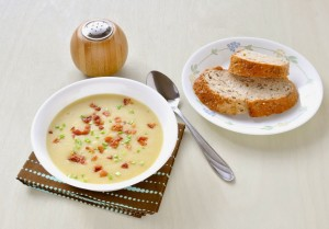 creamy-potato-soup-homemade-with-milk
