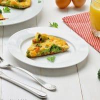 broccoli-cheddar-frittata