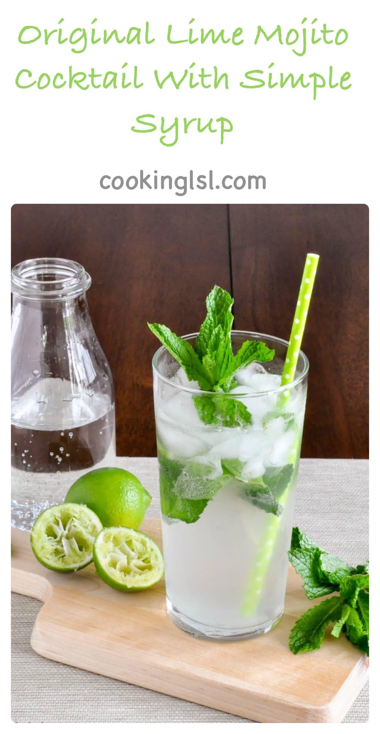 original-lime-mojito