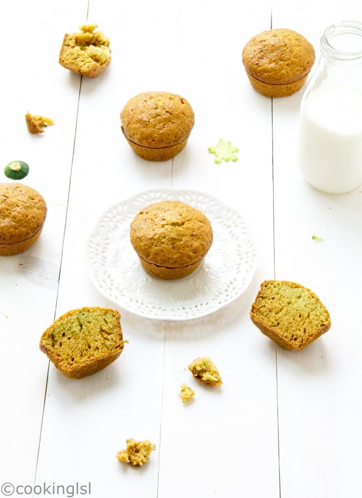 zucchini-muffins-with-cocconut-oil