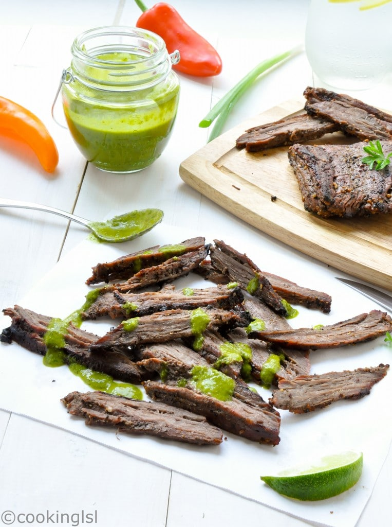 Perfect Grilled Skirt Steak Recipe — Dishmaps