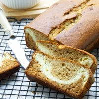 cream-cheese-filled-banana-bread-with-coconut-oil