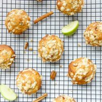 Healthy-Apple-Oat-And-Pecan-Muffins