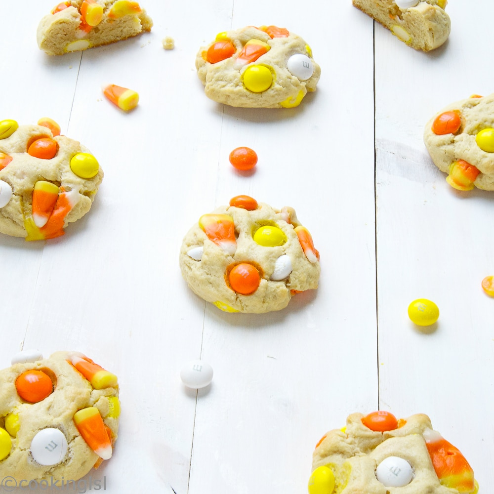 ... candy corn ice cream candy corn ice cream once the creamed candy corn