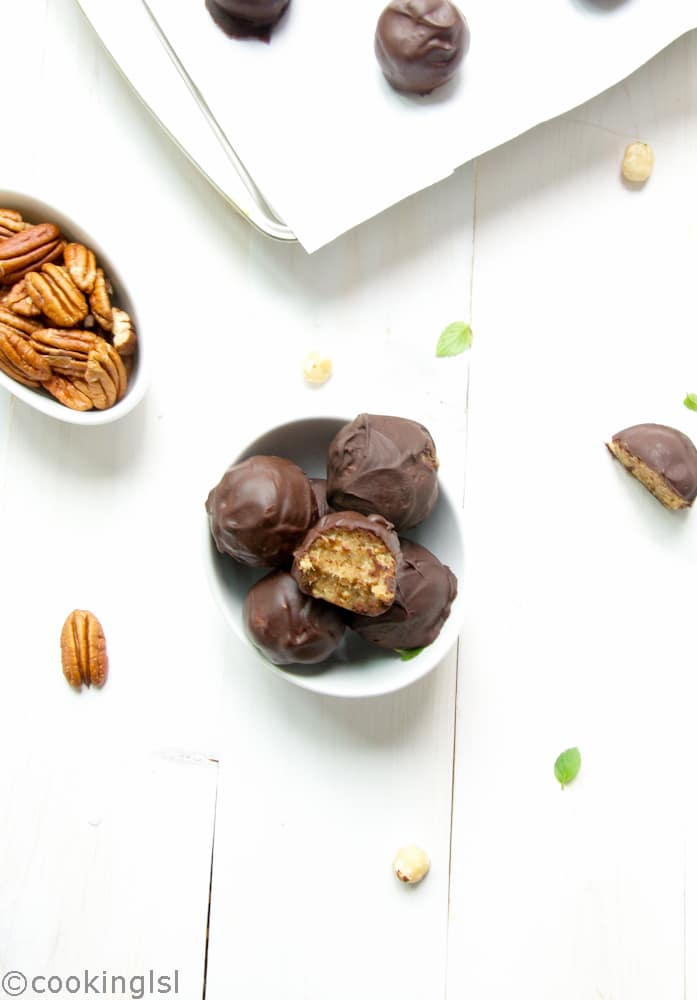 Date-Hazelnut-Chocolate-Truffles