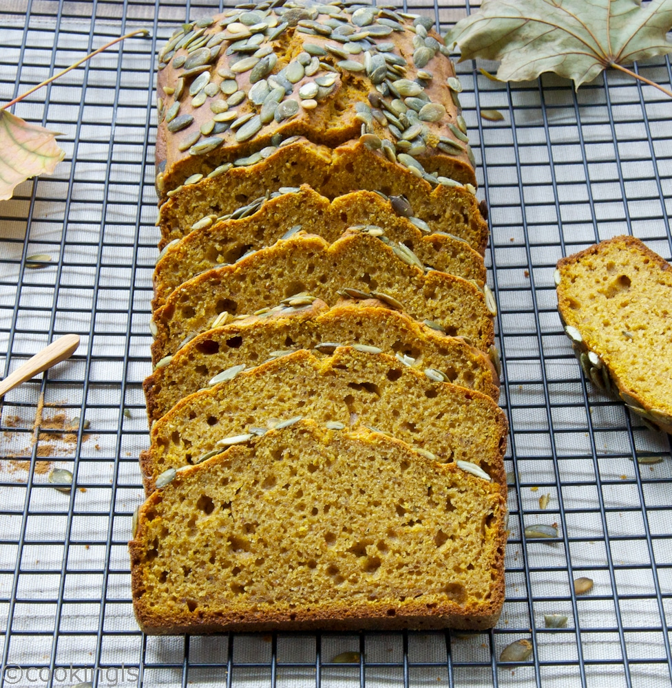 Sweet-Moist-Pumpkin-Bread-Whole-WHeat-Banana