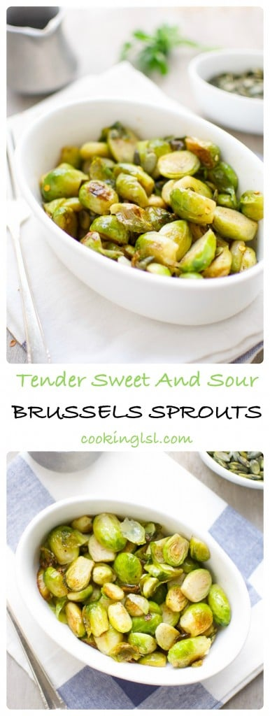 Tender-sweet-and-sour-brussels-sprouts