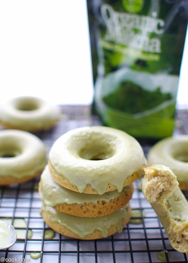 matcha-baked-donuts-matcha-glaze-recipe
