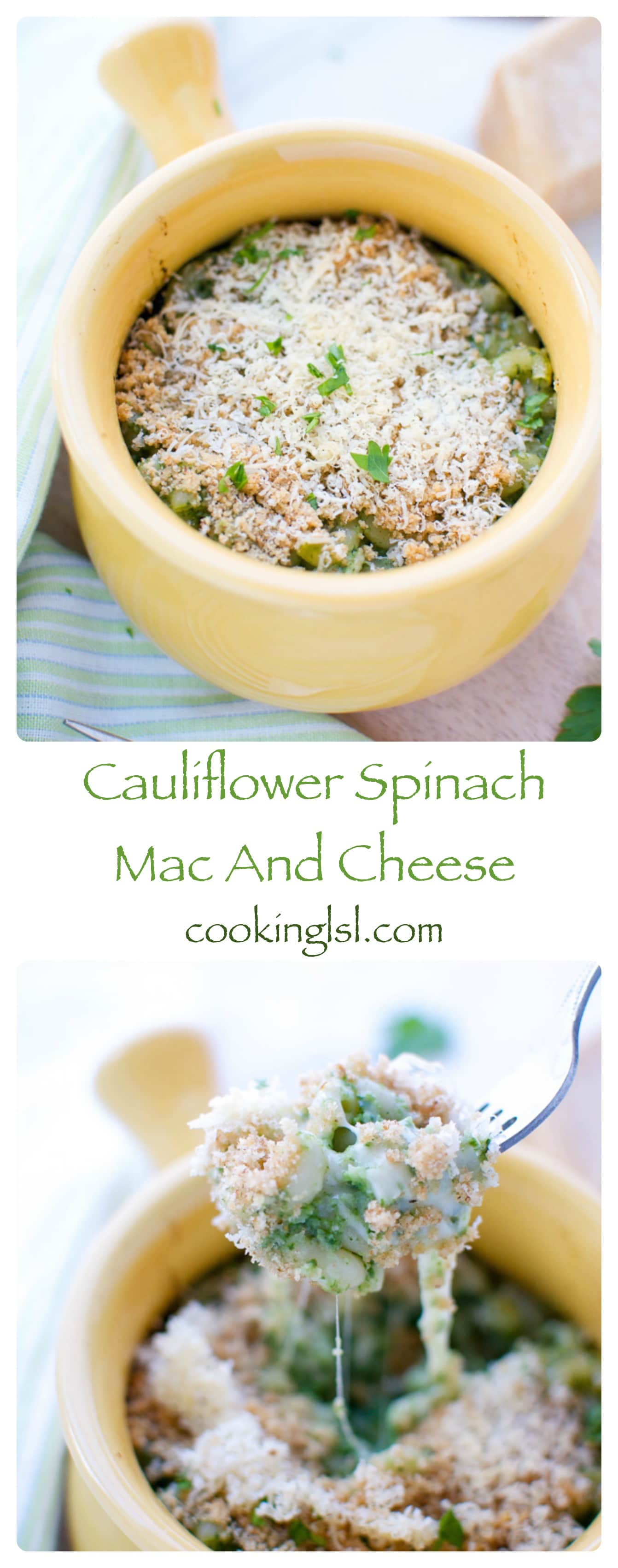 Cauliflower-Spinach-Mac-And-Cheese