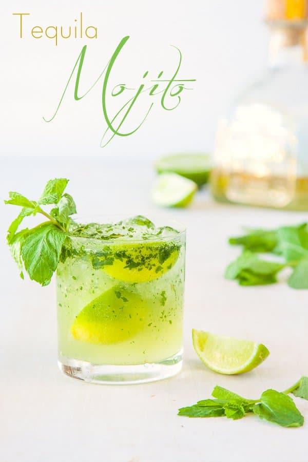 Tequila-Mojito