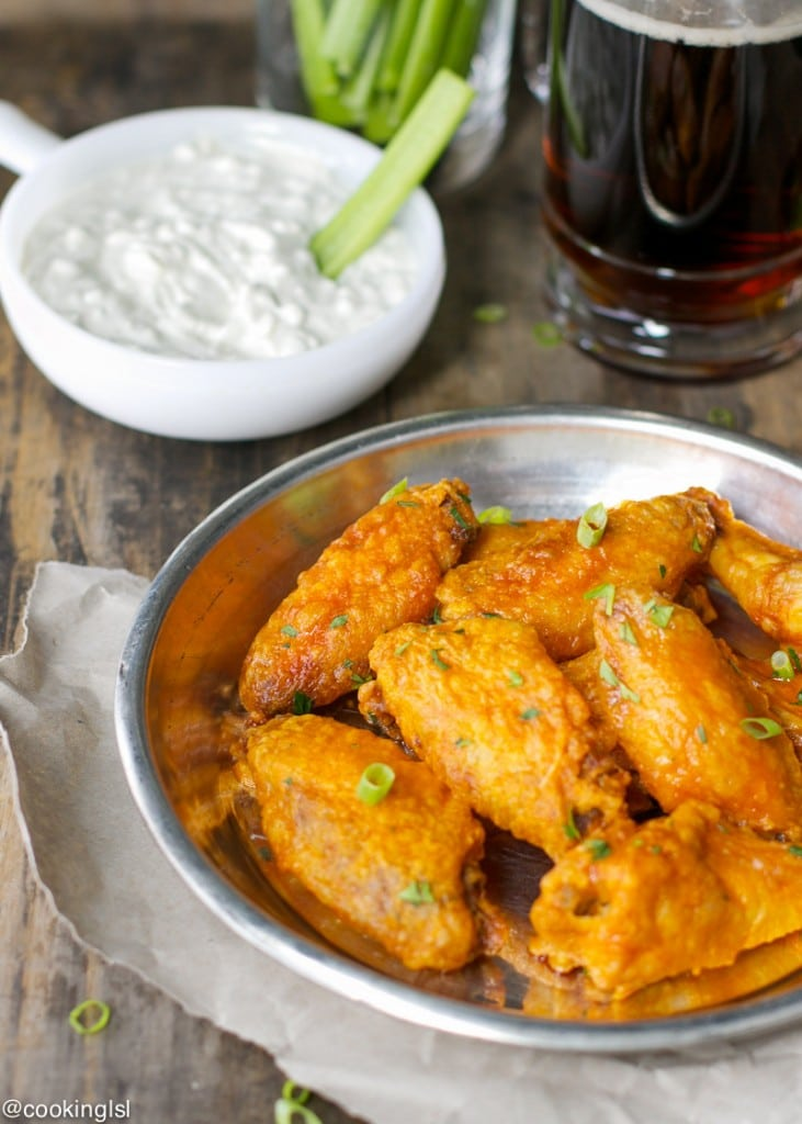 Oven-Baked-Truly-Crispy-Buffalo-Wings