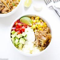 easy-dinner-ideas-pulled-pork-quinoa-bowls-carnitas-Mexican