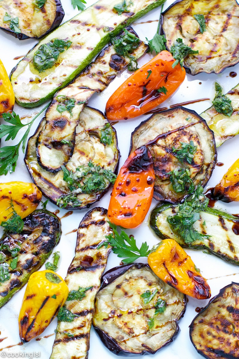 grilled-zucchini-eggplant-peppers-salad-side-dish