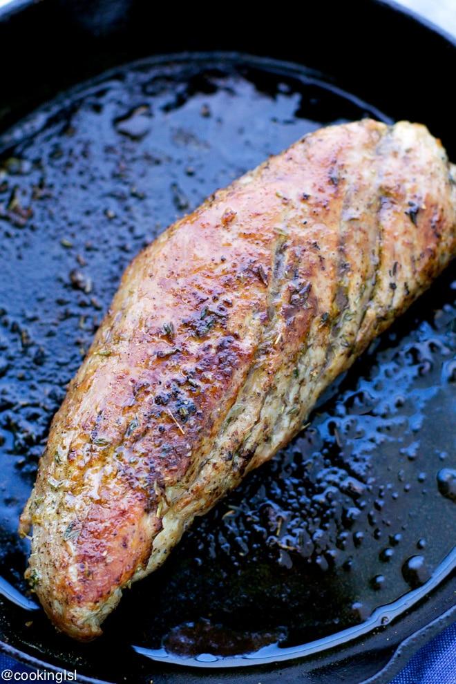 Pork tenderloin recipe baked easy