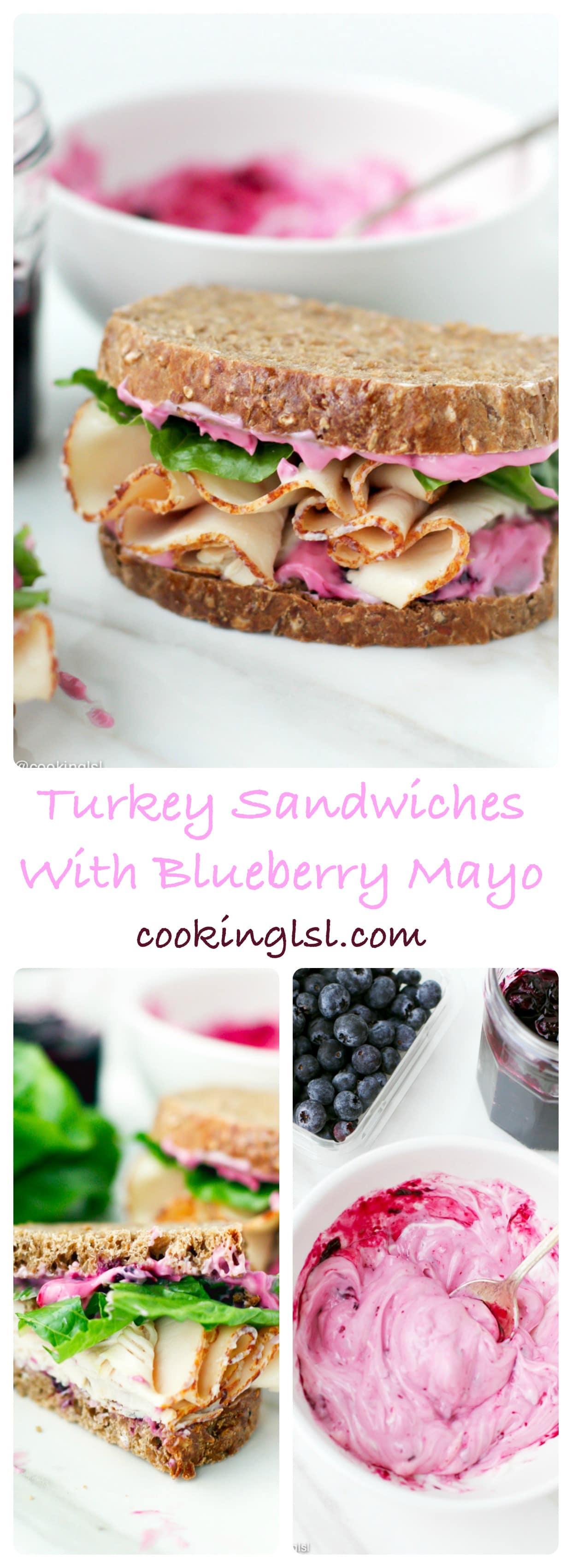turkey-sandwiches-blueberry-mayo