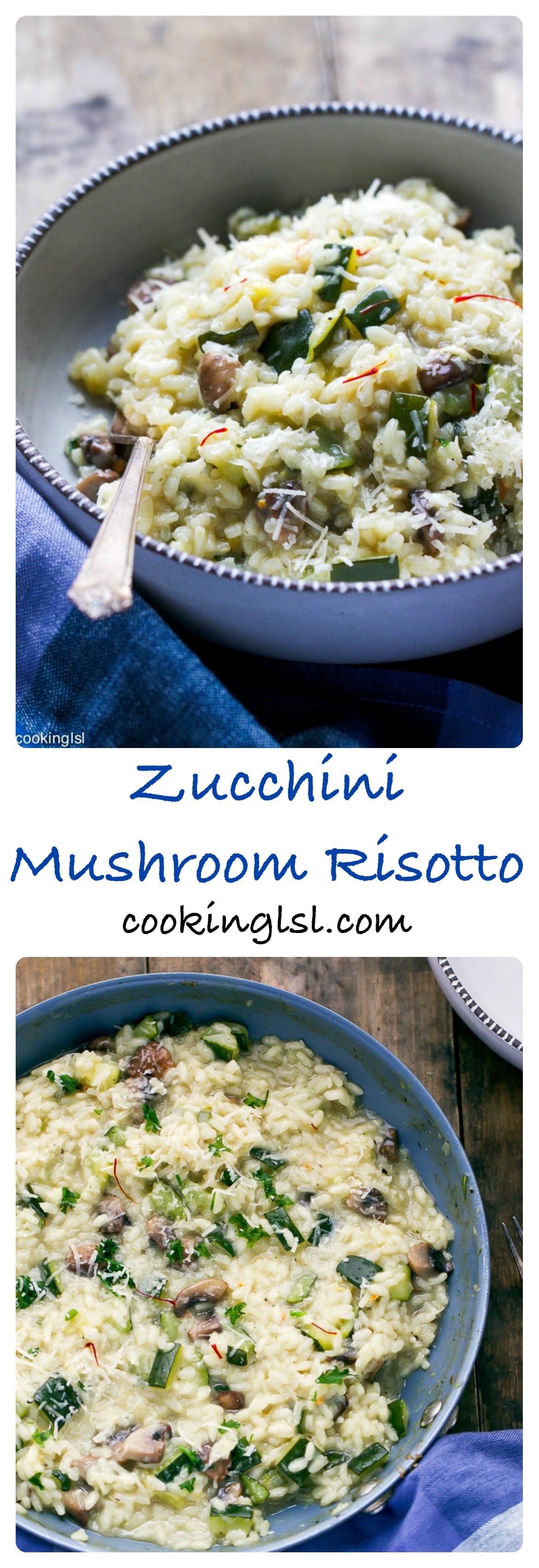 zucchini-mushroom-risotto-recipe