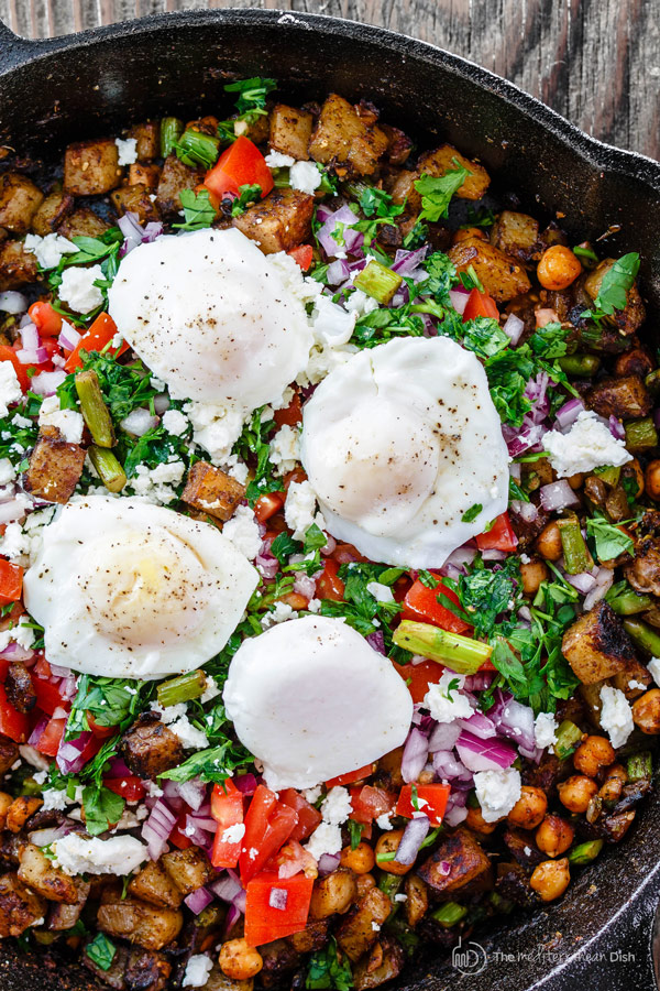 Mediterranean-Potato-Hash-with-Asparagus-Chickpeas-and-Poached-Eggs-11