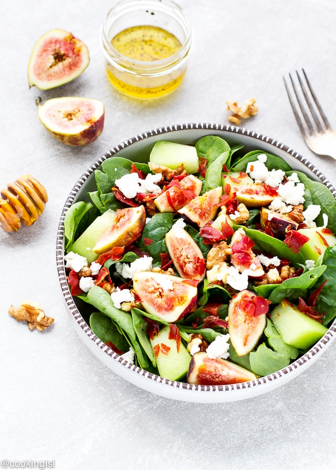 Spinach-Prosciutto-Honeydew-Fig-Salad-Recipe