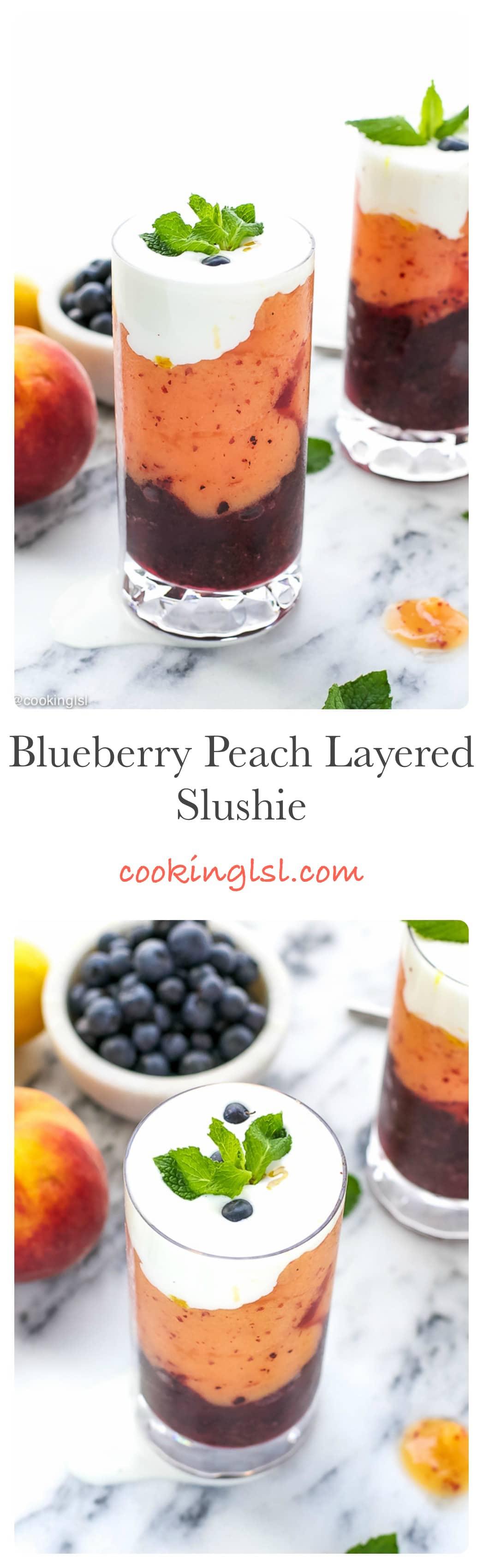 Blueberry-Peach-Layered-Slushie-Recipe