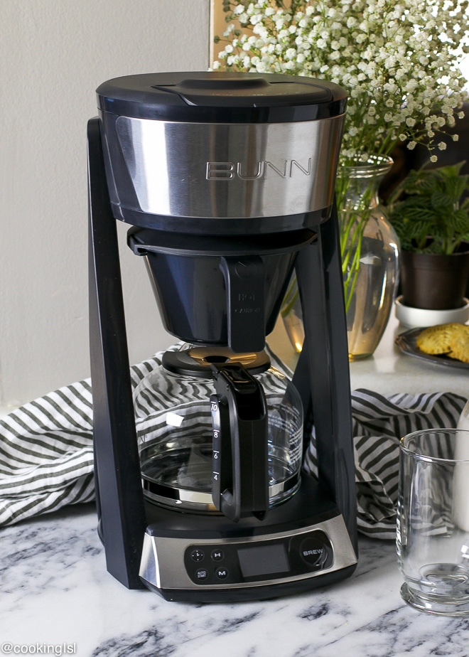 Bunn Coffee Maker Programming : Morning Coffee With Bunn HD Coffeemaker - Cooking LSL