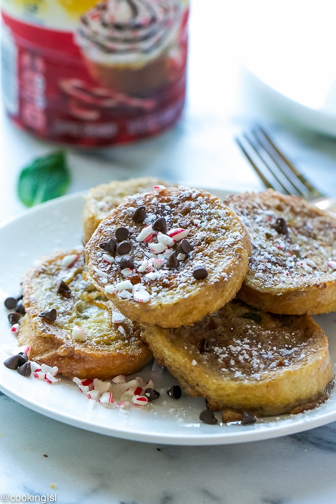 Peppermint-Mocha-French-Toast-Recipe
