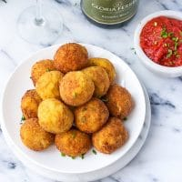 Brie-Stuffed-Arancini-Recipe