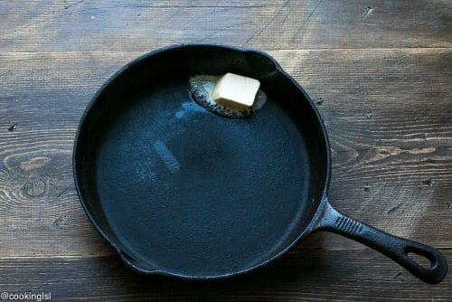 Easy-Ham-Spinach-Zucchini-And-Mushroom-Frittata-Recipe
