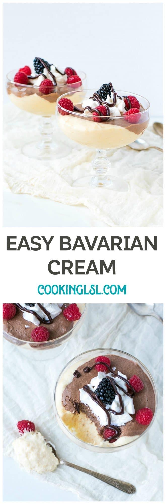 bavarian cream recipe easy bavarois