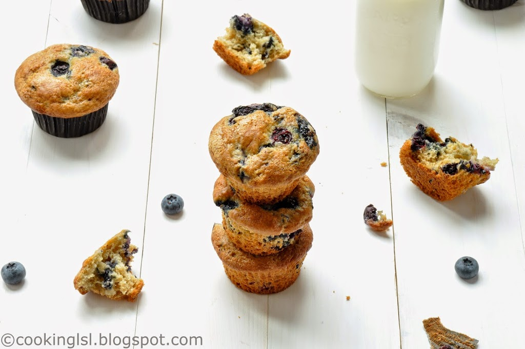 moist-soft-sweet-and- delicious-blueberry-muffins