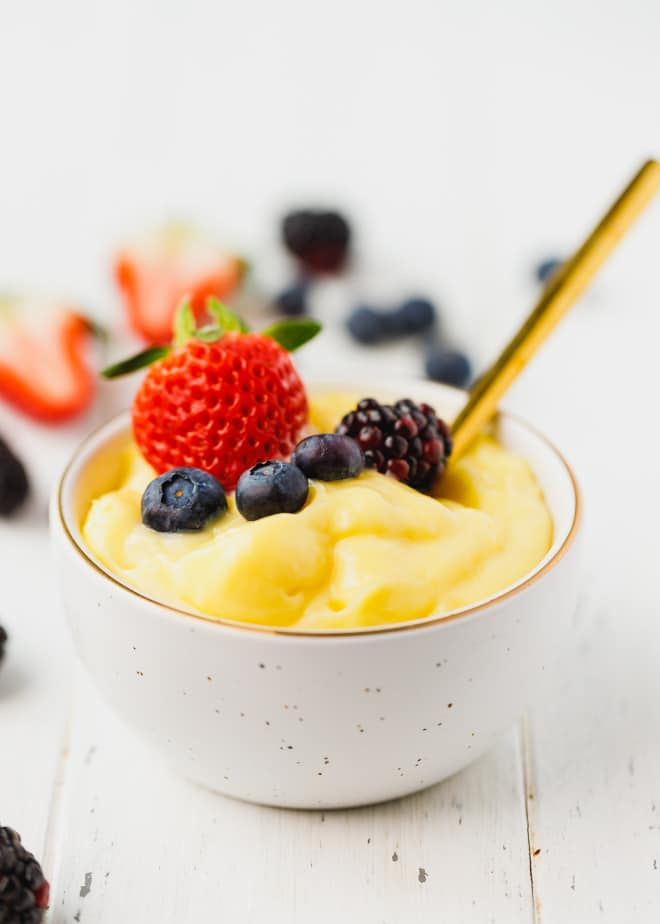 liquid diet foods custard