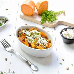 Roasted-sweet-potatoes-feta-pumpkin-seeds-nutritious