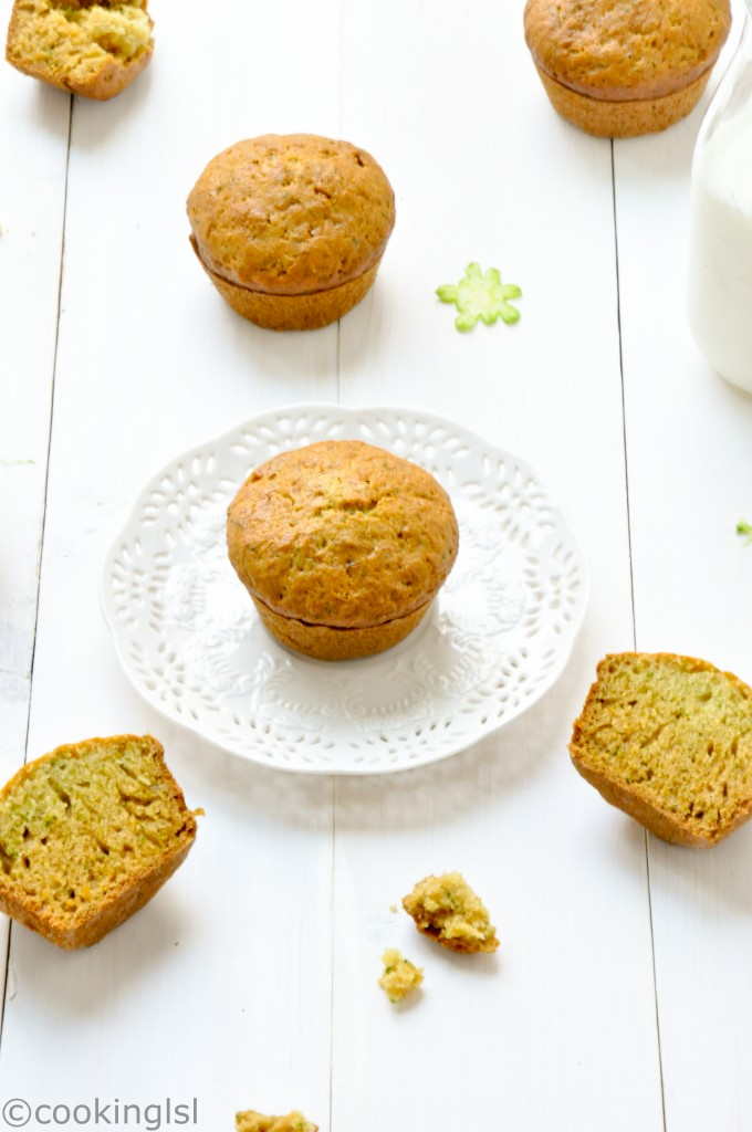 zucchini-muffins-with-coconut-oil
