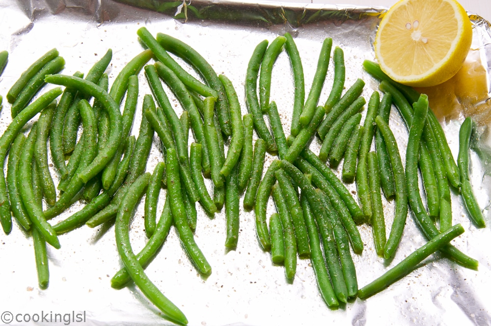 oven-baked-green-beans