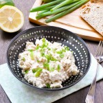 tuna-salad-green-apple-creamy-fluffy-crunchy
