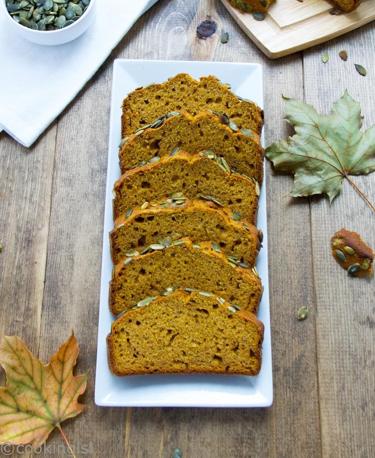 sweet-moist-pumpkin-bread-coconut-oil-whole-wheat