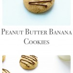 Peanut-Butter-Banana-And-Chocolate-Cookies