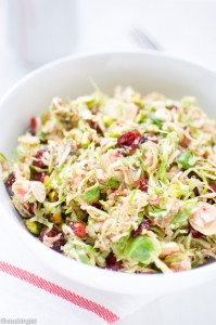 Brussels Sprouts Salad