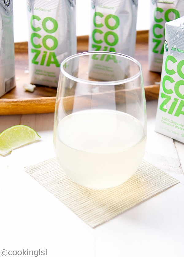 Cocozia Coconut Water Review