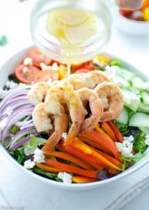 Greek-light-fit-salad-shrimp