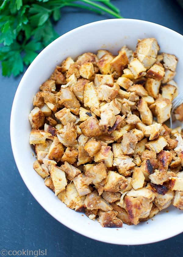 Chipotle Chicken {Copycat} Recipe