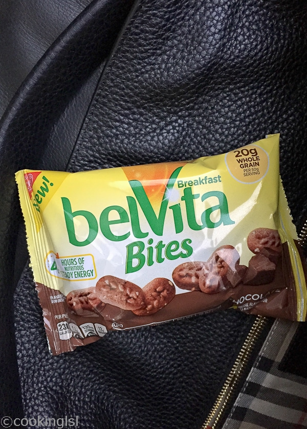 My New Morning Routine BelVita V8 Veggie Blends Healthy Easy