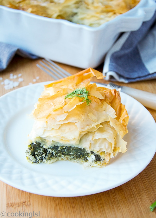 Greek-Spinach-And-Feta-Pie-Spanakopita