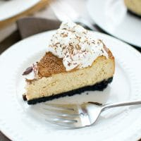 easy tiramisu cheesecake