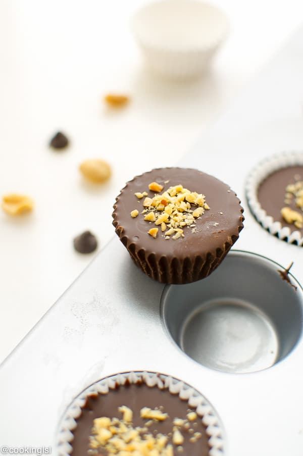 Easy-peanut-butter-cups