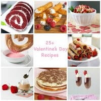 25+ Valentine's Day Recipes