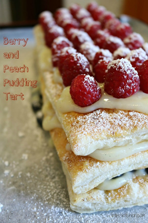 Berry-and-Peach-Pudding-Tart