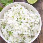 Cilantro Lime Rice Delimex fiesta