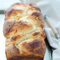 sweet Easter bread recipe kozunak