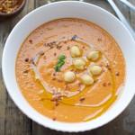 Tomato-Chickpea-Soup