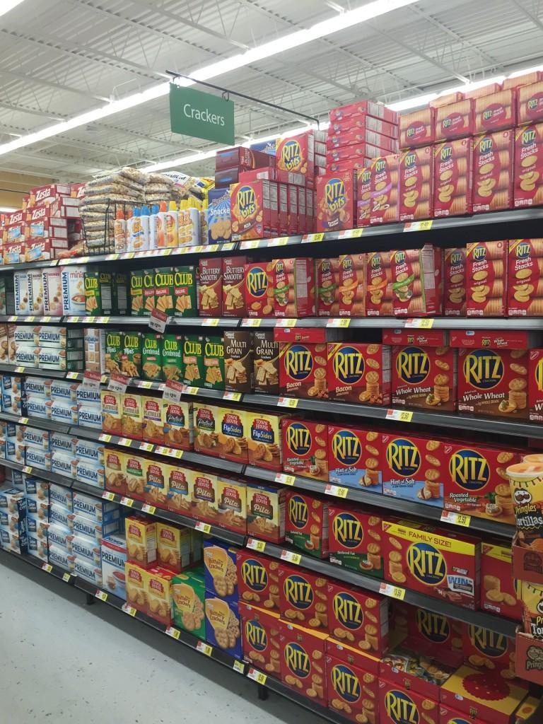 RITZ® Crackers Walmart